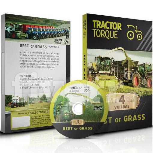 Tractor Torque Vol 4 Best Of Grass DVD