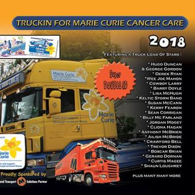 Truckin For Marie Curie Cancer Care 2018 2 CD