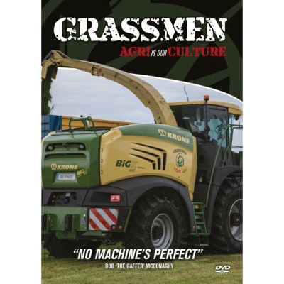 Grassmen Agri is our Culture DVD