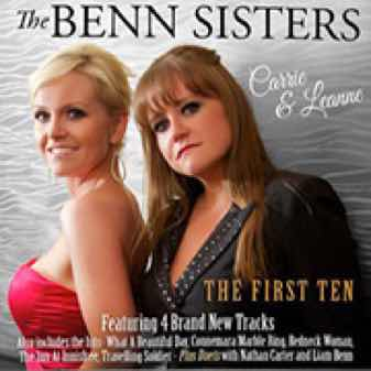 The Benn Sisters The First Ten CD