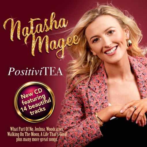 Natasha Magee PositiviTEA CD