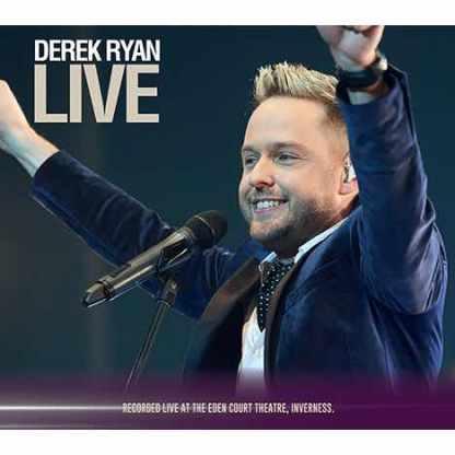 Derek Ryan Live 2CD