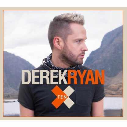 Derek Ryan Ten CD