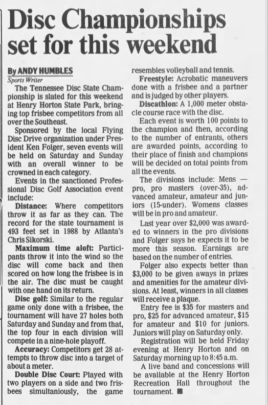1991 - Sept 11