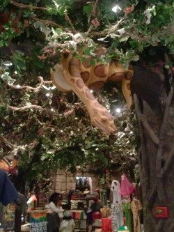 Opry Mills Rainforest Cafe