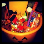 Boo Basket Halloween Fun Nashville