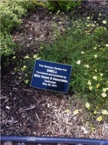 kids sensory garden franklin tn