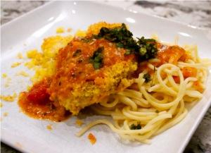Chicken Parmesan Recipe quick family dinner