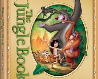 Disney's The Jungle Book Giveaway