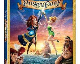 The Pirate Fairy Movie Giveaway