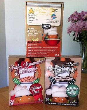 Bumbalooza Gluten-Free Baking Mixes Review and Giveaway
