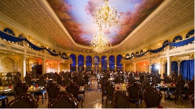 disney dining be our guest magic kingdom new fantasyland