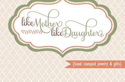 Like Mother Like Daughter Jewelry Necklace Giveaway