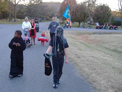 neighborhood halloween parade community halloween fun nashville