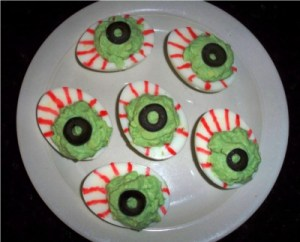 halloween deviled eggs healthy party ideas
