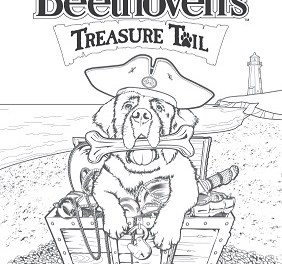 Beethoven's Treasure Tail Giveaway!