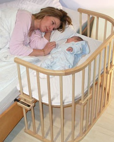 Infant Sleep and Responding to Nighttime Needs
