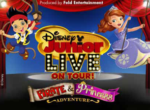 Disney Junior Live Giveaway
