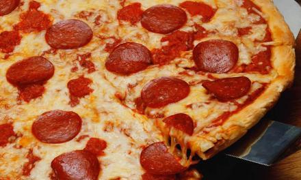 Perfecting Pizza Night