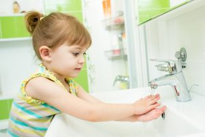 importance of handwashing kids wash their hands