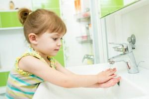 importance of handwashing kids wash their hands