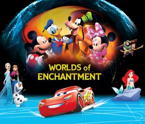 Disney on Ice Nashville Worlds of Enchantment 2019