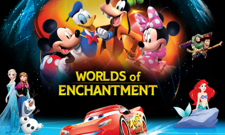 Disney on Ice Worlds of Enchantment Giveaway