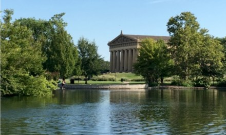 Falling in Love with a Classic: Centennial Park