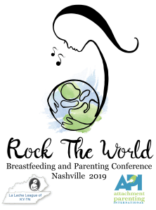 rock the world breastfeeding parenting conference