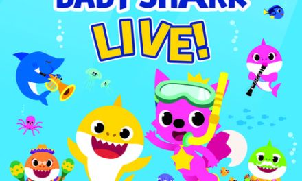Baby Shark Live Giveaway