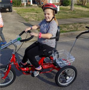 adaptive tricycles nashville special needs