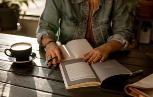 journaling self-care for moms