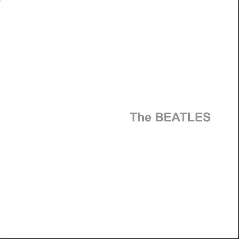 The Beatles White Album Covers Music Corners