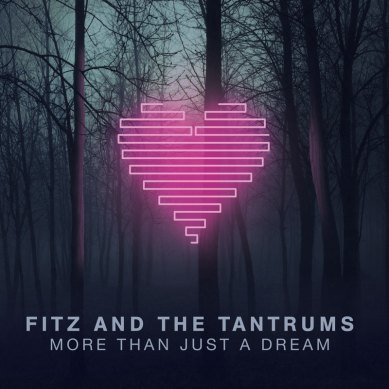 fitz and The Trantumz latest album release cover