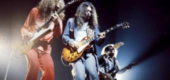 Gary Rossington Guitar Story : 1959 Gibson Les Paul Standard