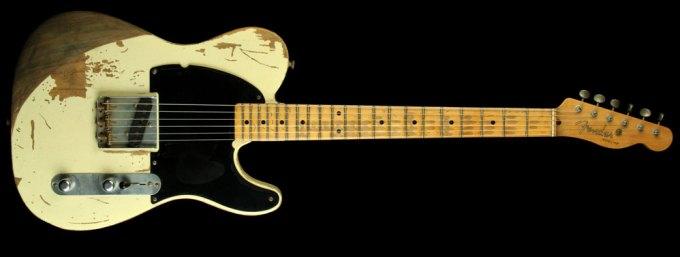jeff beck guitar