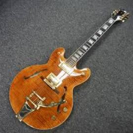 used electric guitar