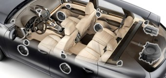 Auto Sound Systems As Entertainment Systems
