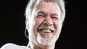 the story of Eddie Van Halen