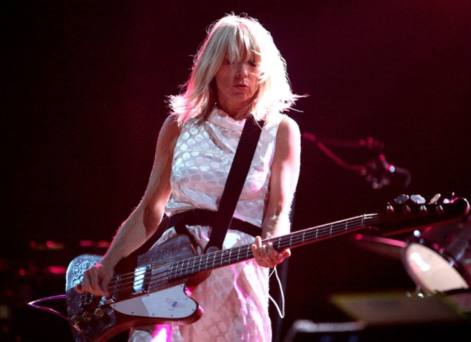Best Bass Players of All Time - Kim Gordon