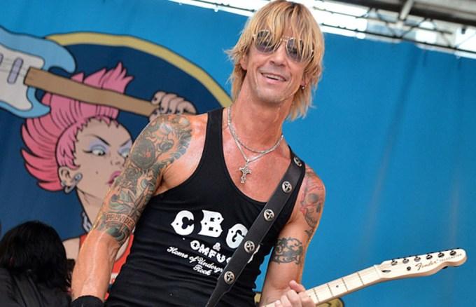 Famous Bass Players - Duff McKagan