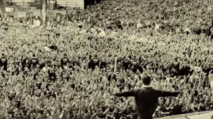 Oasis Concert at Knebworth