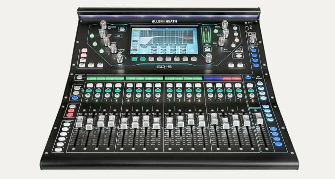 Audio Mixer Terminology