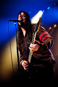 Evergrey en Iced Earth door Andrea Beckers 12