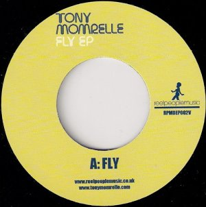 Tony Momrelle - Fly Ep, Reel People Music 45