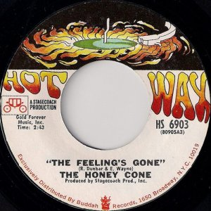 Honey Cone - The Feeling's Gone, Hot Wax 45