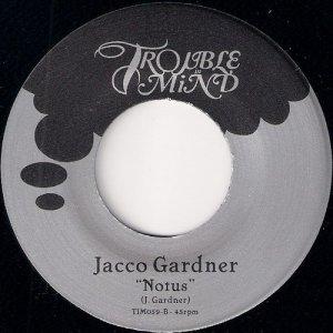 Jacco Gardner - Notus, Trouble Mind 45