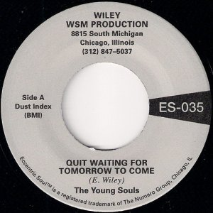 The Young Souls - Quit Waiting For Tomorrow To Come, Numero 45