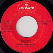 Gloria Bouschell -  Hold On, Mercury 45