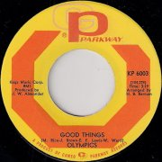 Olympics - Good Things, Cameo Parkway 45